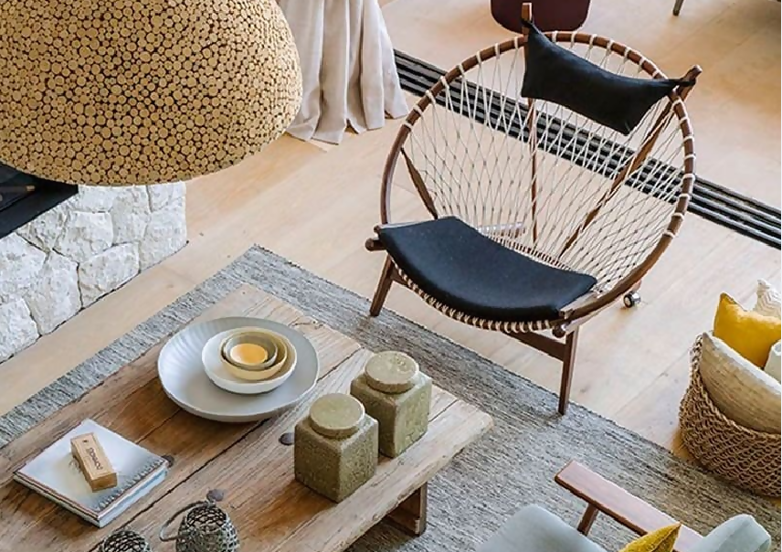use the hans wegner circle chair to elevate your living